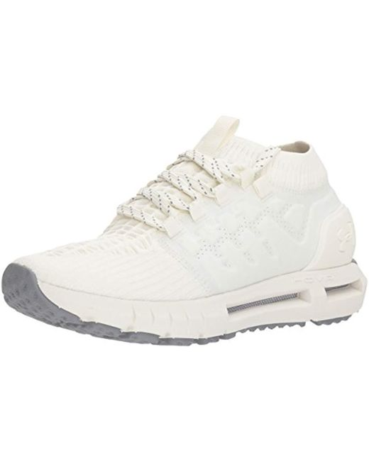 Under Armour - White Hovr Phantom Ct Sneakers - Lyst