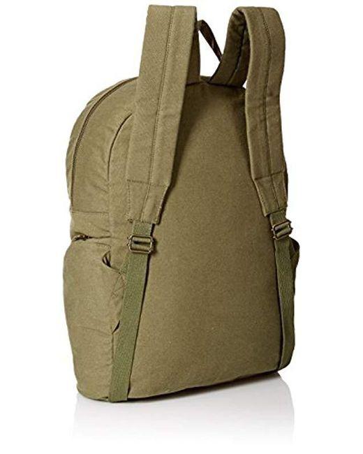 Lyst - Roxy Bombora Backpack in Green - Save 10% cfa15e6b41b3a