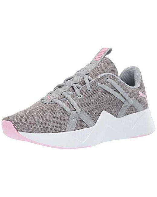 PUMA - Multicolor Incite Knit Sneaker - Lyst