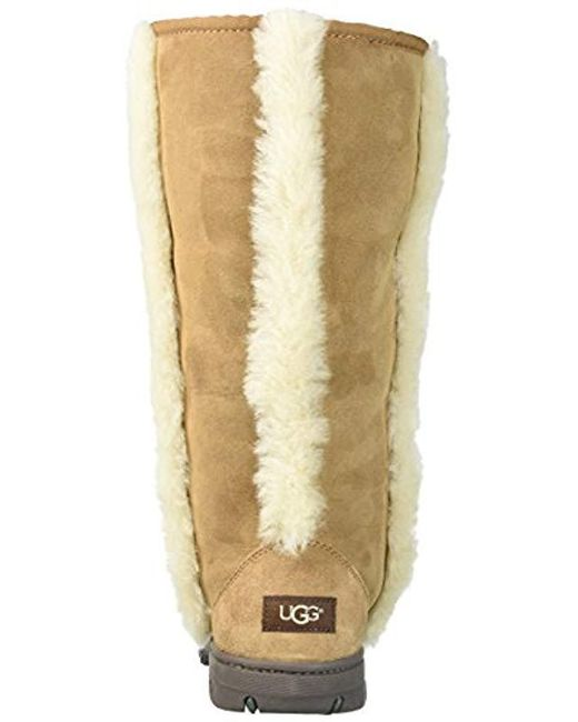 ugg sunburst tall grey