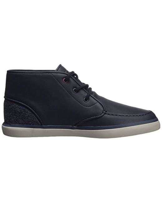 0502d71a2353 ... Lacoste - Blue Sevrin Mid 417 1 Sneaker for Men - Lyst ...