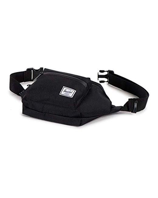 ... Herschel Supply Co. - Black Seventeen Hip Pack for Men - Lyst ... 63e8503292e20