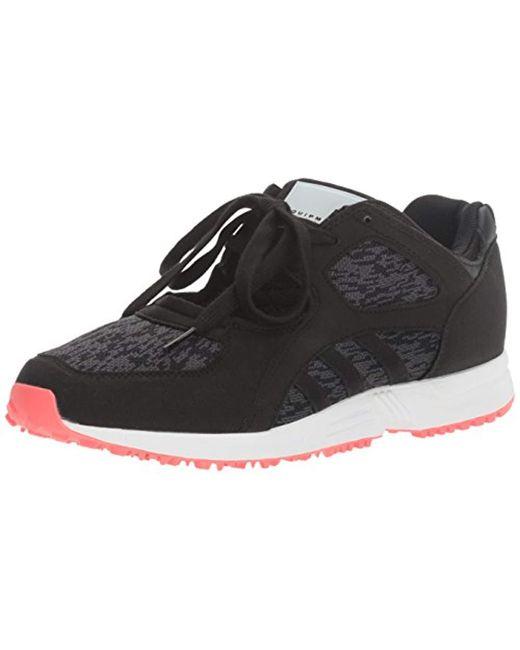 reputable site ed231 9d506 Adidas Originals - Black Eqt Racing 91 Fashion Sneaker - Lyst ...