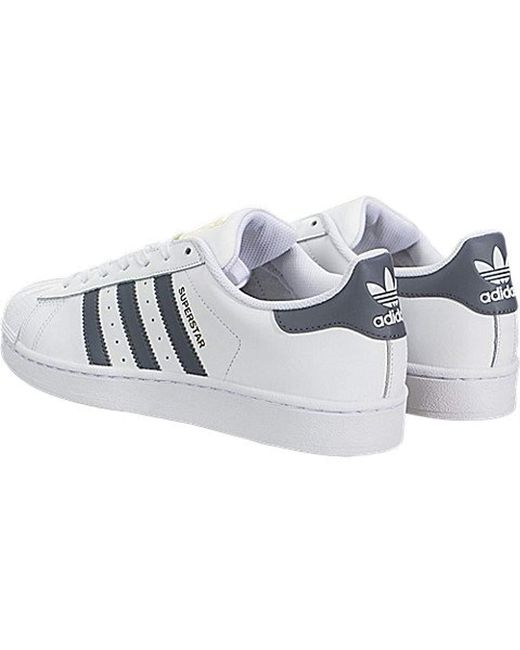 online store ea6d3 884f5 ... Adidas Originals - Metallic Superstar Shoes Running - Lyst ...