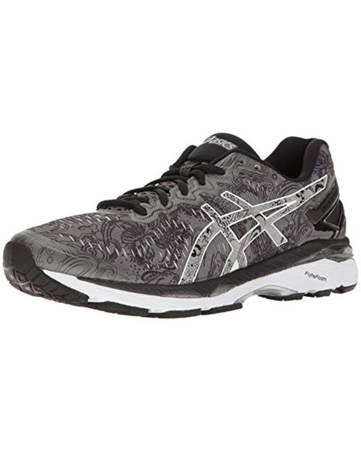 eaa4304db585 Asics - Multicolor Gel-kayano 23 Lite-show Running Shoe for Men - Lyst ...