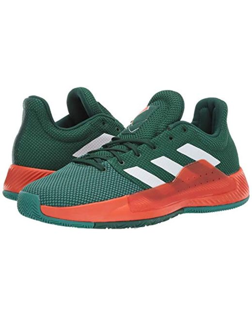 b484efadc ... Adidas - Green Pro Bounce Madness Low 2019 for Men - Lyst ...