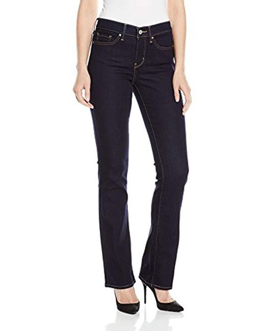 dac1e1f9 Lyst - Levi's 315 Shaping Bootcut Jean in Blue - Save 16%
