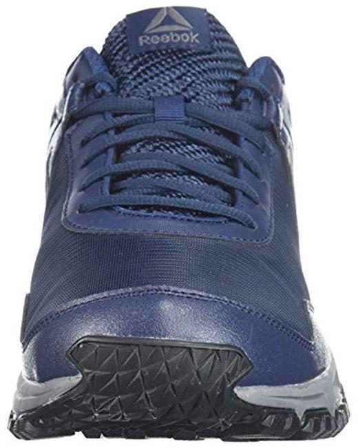 ... Reebok - Blue Ridgerider Trail 3.0 Walking Shoe for Men - Lyst ... 627552fdc