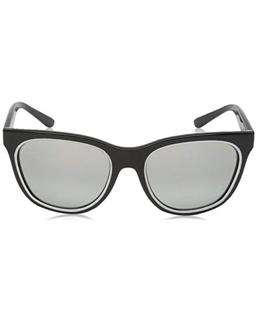 ad40ee2e94bc3 Lyst - DKNY 0dy4159 Square Sunglasses Shiny Black 54.0 Mm in Black ...