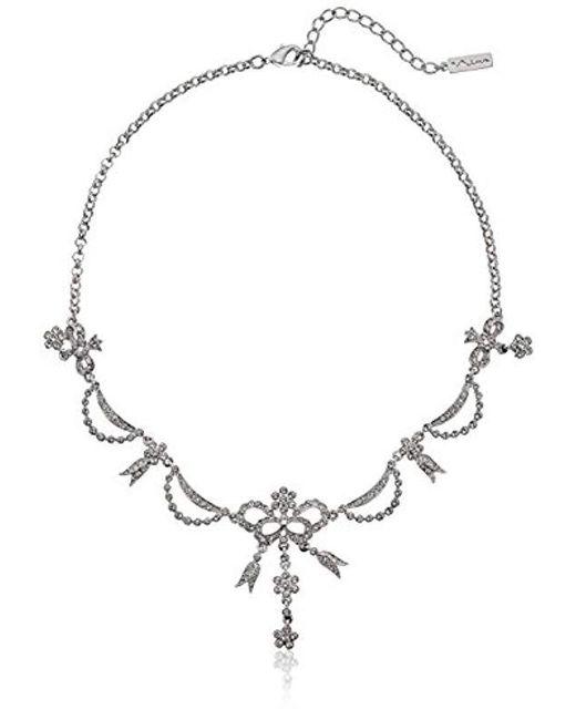 Nina - Metallic Kolora Pendant Necklace - Lyst