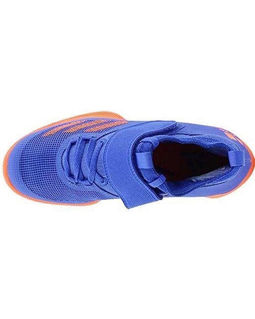 buy popular 31206 71a73 ... Adidas - Blue Crazy Power Rk Cross Trainer for Men - Lyst ...