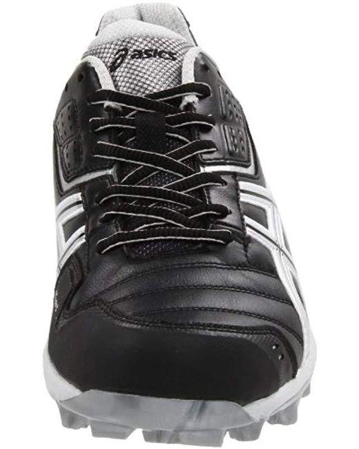 8c3d5e9376bc ... Asics - Black Gel-provost Low Lacrosse Shoes for Men - Lyst ...