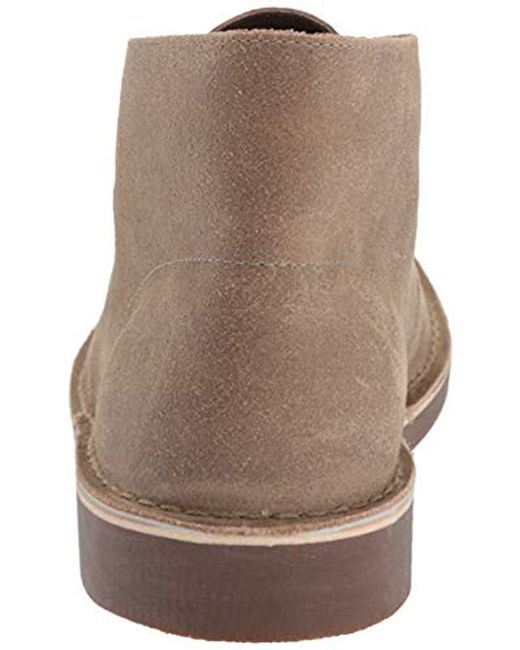 dc51a81bf77 Clarks Bushacre 2 Chukka Boot in Brown for Men - Save 54% - Lyst