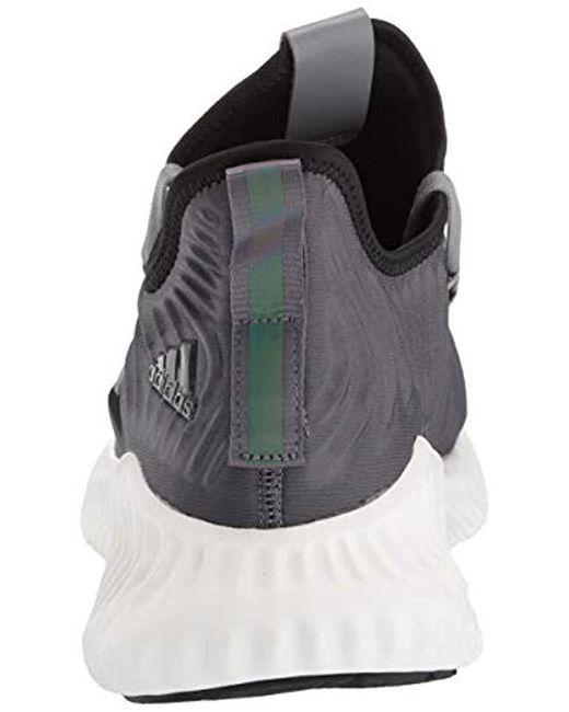 new arrival 90686 094d4 ... Adidas - Gray Alphabounce Instinct Cc for Men - Lyst ...