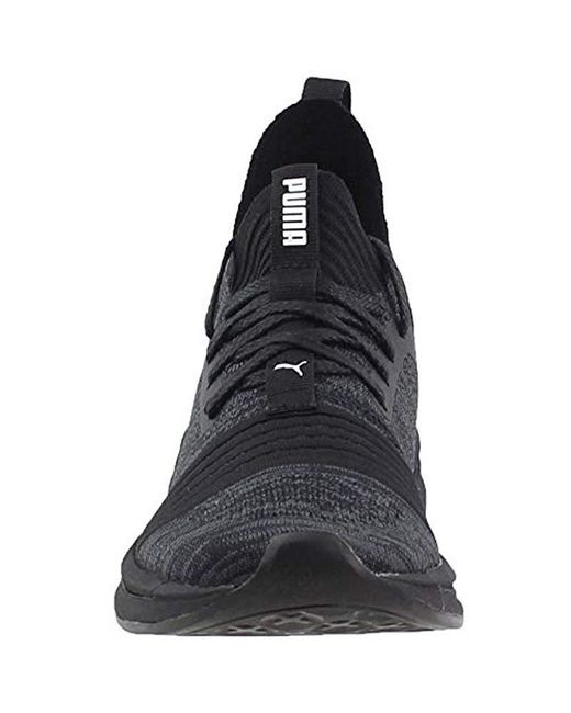 half off e504b 5ac35 Men's Black Ignite Limitless Sr Evoknit Sneaker