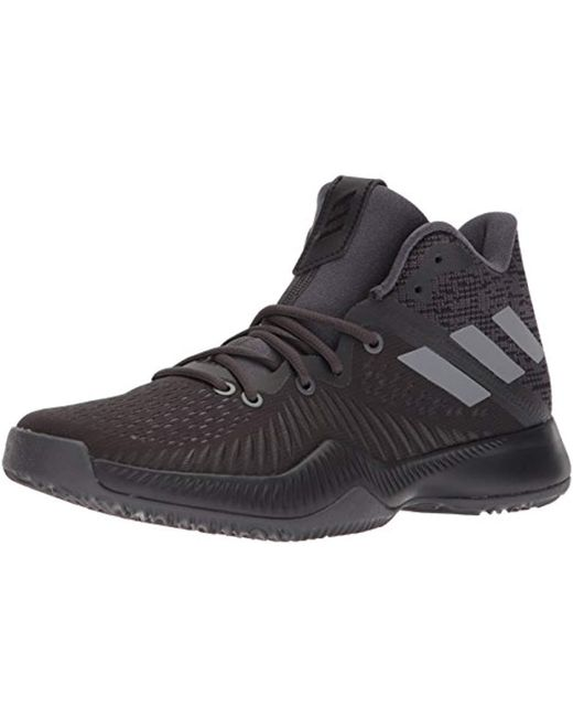 best sneakers 1dda9 66923 Adidas - Black Mad Bounce Basketball Shoe for Men - Lyst ...