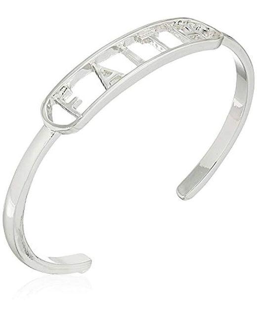 BCBGeneration - Metallic Bcbg Generation Faith Cuff Bracelet - Lyst
