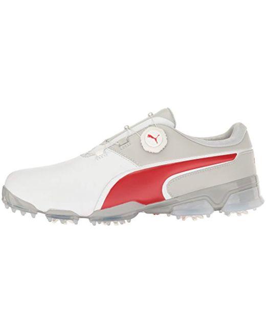 6736b5428680 ... PUMA - Multicolor Titantour Ignite Disc Golf-shoes for Men - Lyst ...