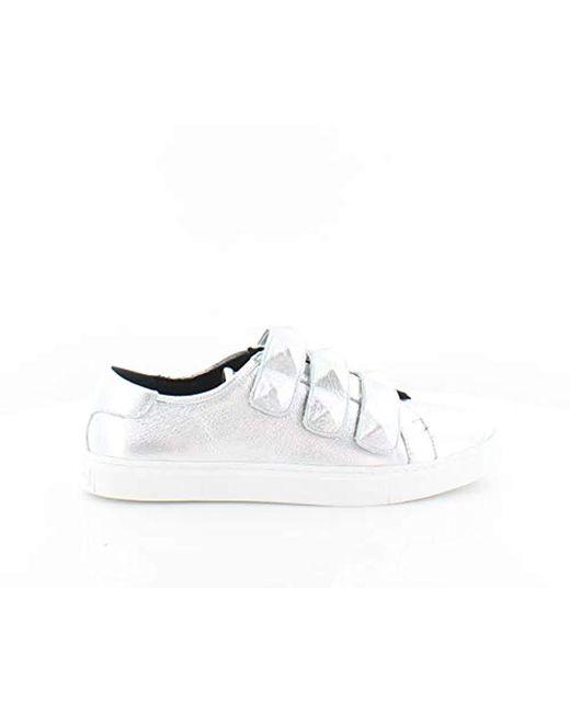 392442ec17417 Lyst - Rebecca Minkoff Becky Fashion Sneaker in Metallic