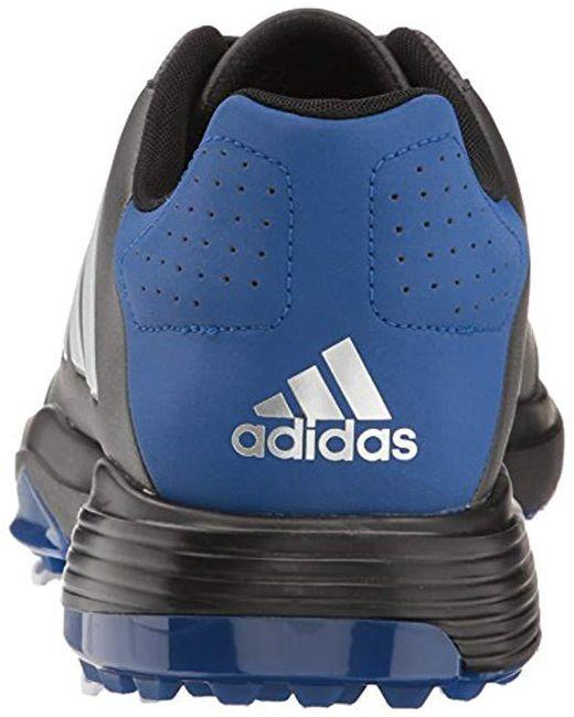 c42150dc2e8 ... Adidas - Black Adipower Bounce Wd Ftwwht Golf Shoe for Men - Lyst ...