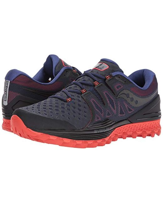 710ed9867309 Lyst - Saucony Xodus Iso 2 Running-shoes in Black for Men - Save 46%
