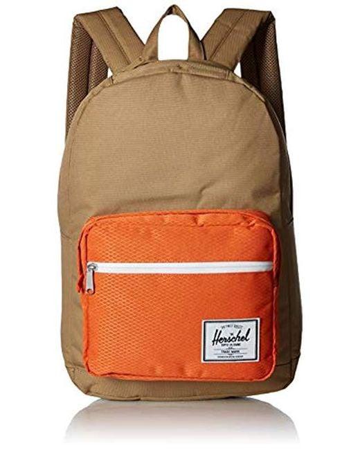 78829317a2ba Herschel Supply Co. - Multicolor Reid X-small Backpack for Men - Lyst ...
