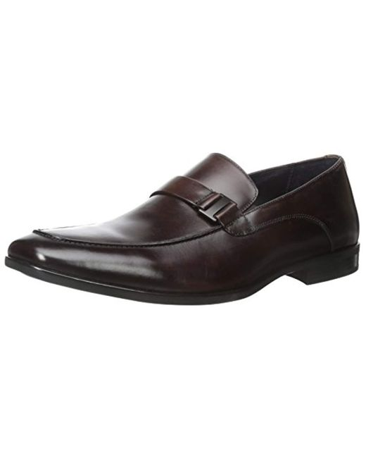 Kenneth Cole - Brown Fare Game Slip-on Loafer for Men - Lyst