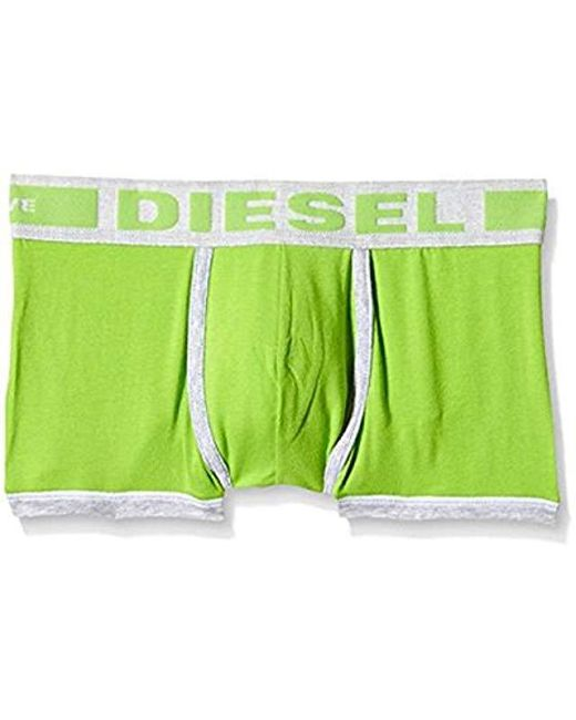 DIESEL - Green Hero Fresh And Bright Cotton Modal Trunk for Men - Lyst
