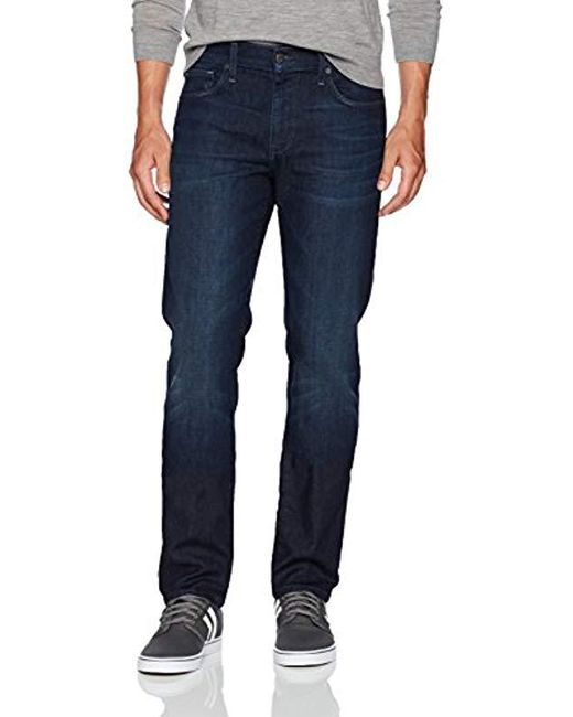 Joe's Jeans - Blue Brixton Straight Narrow Jean In Marky for Men - Lyst
