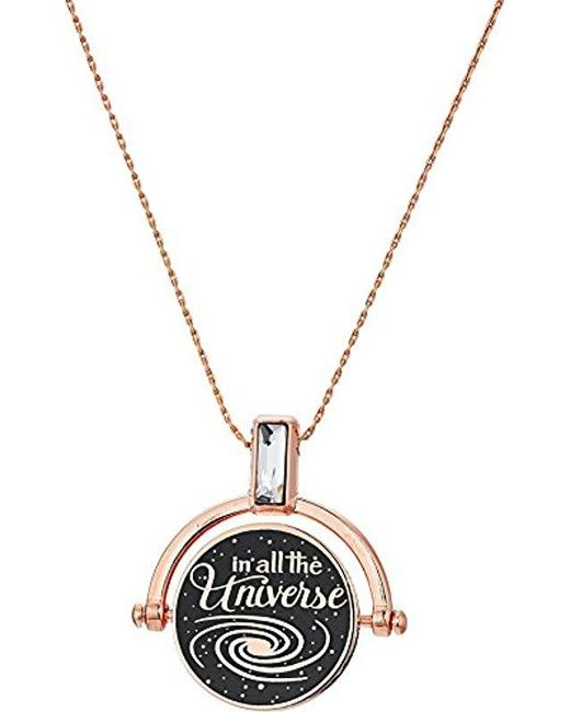 ALEX AND ANI - Metallic S Wrinkle In Time - Most Beautiful Dream Spinner Expandable Necklace - Lyst