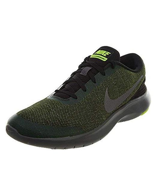 32a0f519 ... Nike - Black Flex Experience Rn 7 Running Shoe for Men - Lyst ...