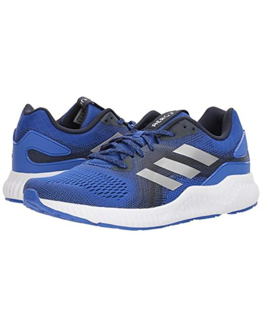 cad73b7aebd1 Lyst - adidas Aerobounce St M Running Shoe in Blue for Men - Save 63%
