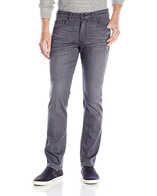 PAIGE - Blue Federal Slim-fit Jean In Walter for Men - Lyst