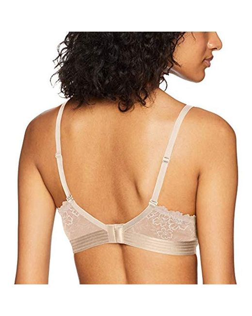 52419e6982ac6 ... Maidenform - Natural Self Expressions Essential Convertible Push Up Bra  - Lyst ...
