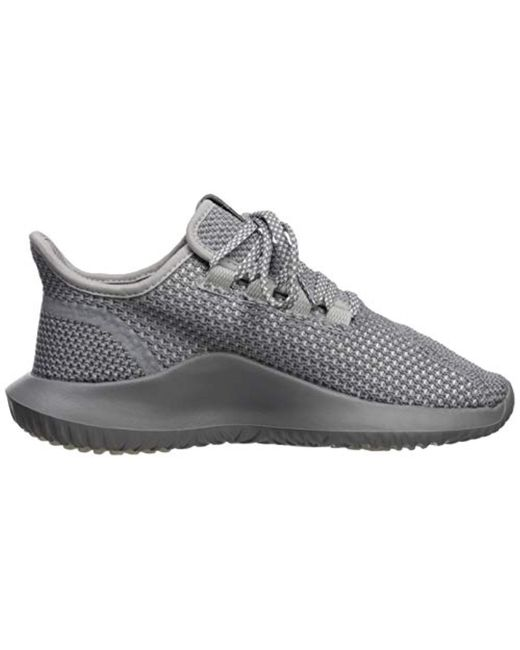low priced 17e8f d4a95 ... Adidas Originals - Gray Tubular Shadow Ck, Grey Threegrey Twowhite,  ...