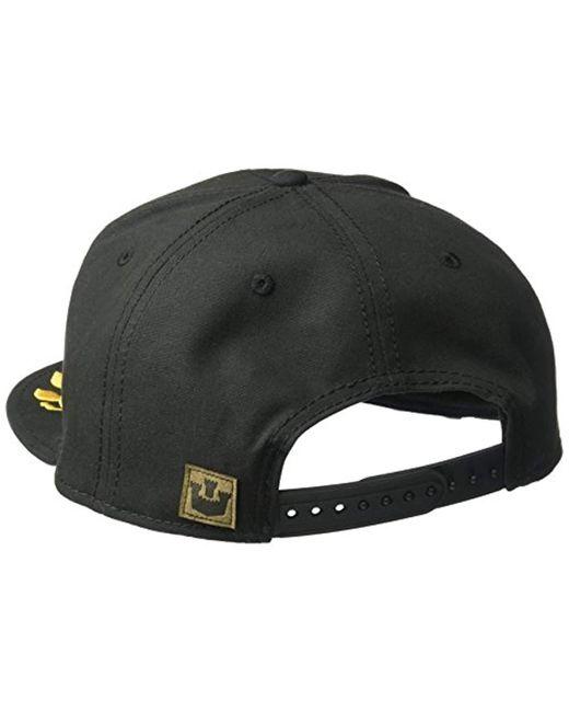 2df18ce29b148 Lyst - Goorin Bros San Diego City Baseball Cap in Black for Men ...