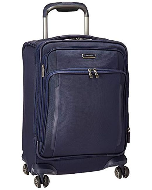 Samsonite - Blue Silhouette Xv Softside Spinner 21 for Men - Lyst