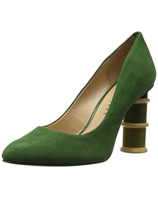 Katy Perry Green The Tashia Slipper