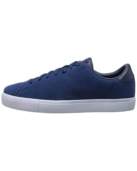 hot sale online 5570f 609cd ... Adidas - Blue Neo Daily Line Lifestyle Skateboarding Shoe for Men -  Lyst ...