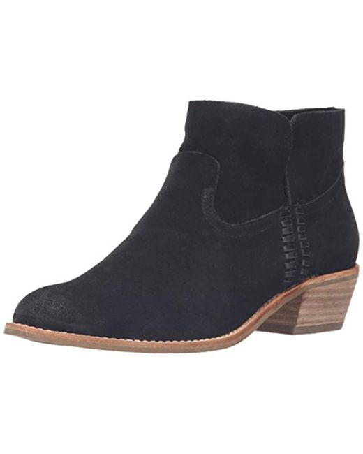 Dolce Vita - Black Charee Ankle Bootie - Lyst