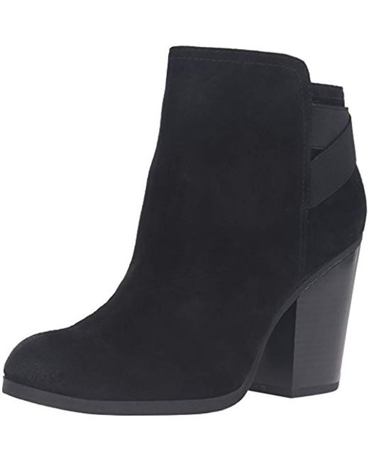 Kenneth Cole Reaction - Black Might Make It Ankle Bootie - Lyst