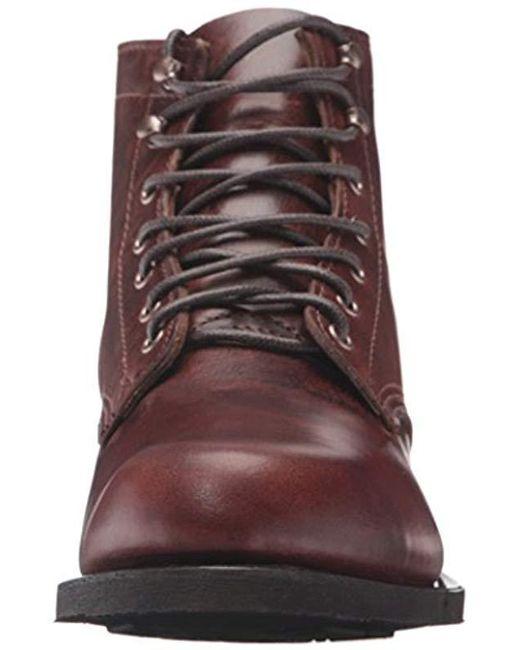 lyst wolverine kilometer boot in brown for men save