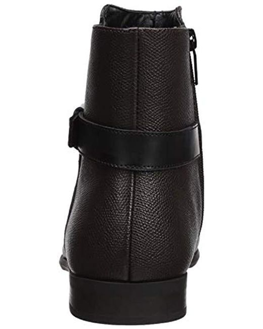 c6456f1fb19 Calvin Klein Louis Ankle Boot in Brown for Men - Save 69% - Lyst
