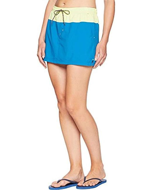 a29151ebb1185 Lyst - Columbia Sandy River Plus Size Skort in Blue - Save 52%