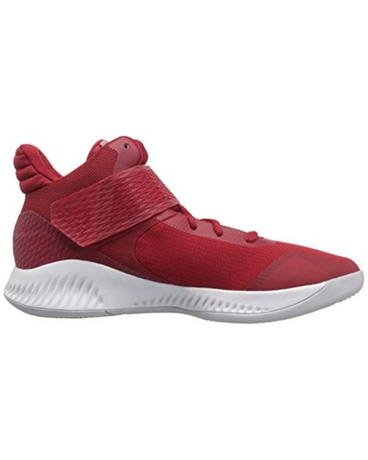 info for 1cbe3 32286 ... Adidas - Red Explosive Bounce 2018 Basketball Shoe for Men - Lyst ...