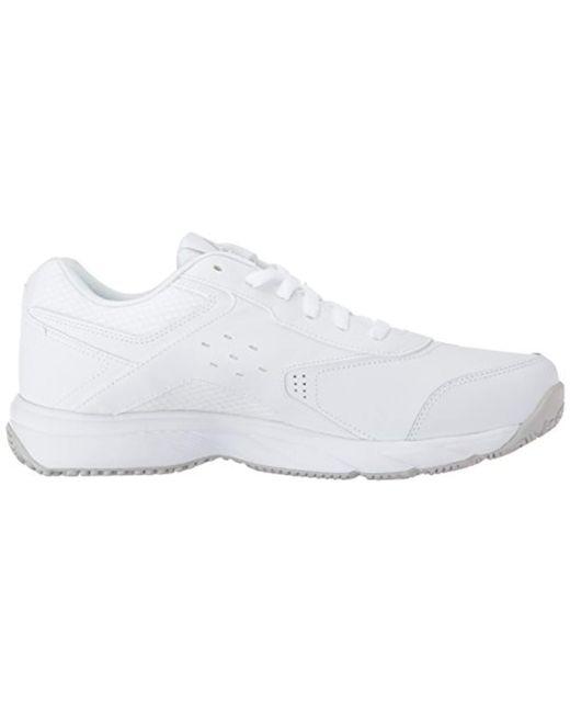 ... Reebok - White Work N Cushion 3.0 4e Walking Shoe for Men - Lyst ... 4ce5b5781