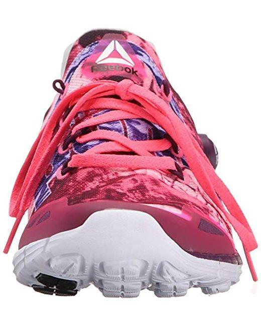 4f1cac95c13 Lyst - Reebok Zpump Fusion 2.0 Dunes Running Shoe