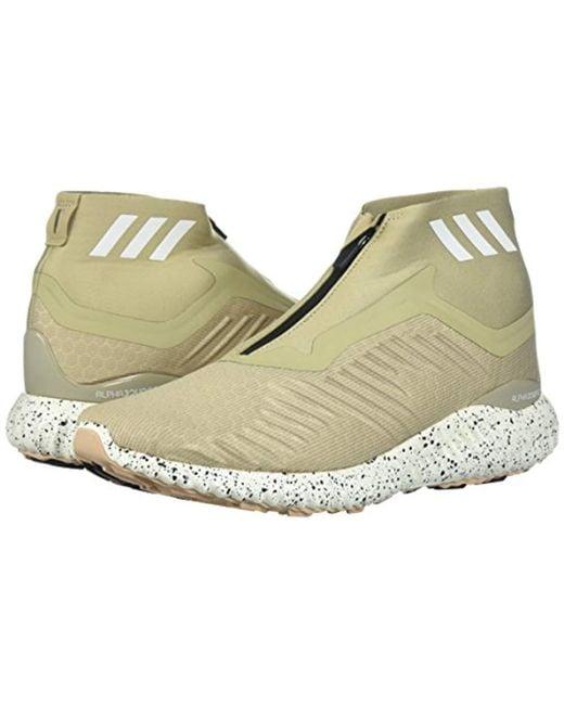 sale retailer 59220 6799d ... Adidas - Multicolor Alphabounce Zip M Running Shoe for Men - Lyst ...