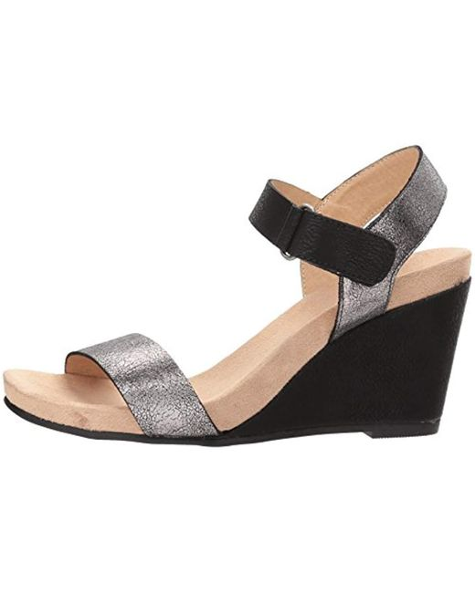 c650b434bdf4 ... CL By Chinese Laundry - Black Trudy Wedge Sandal - Lyst ...