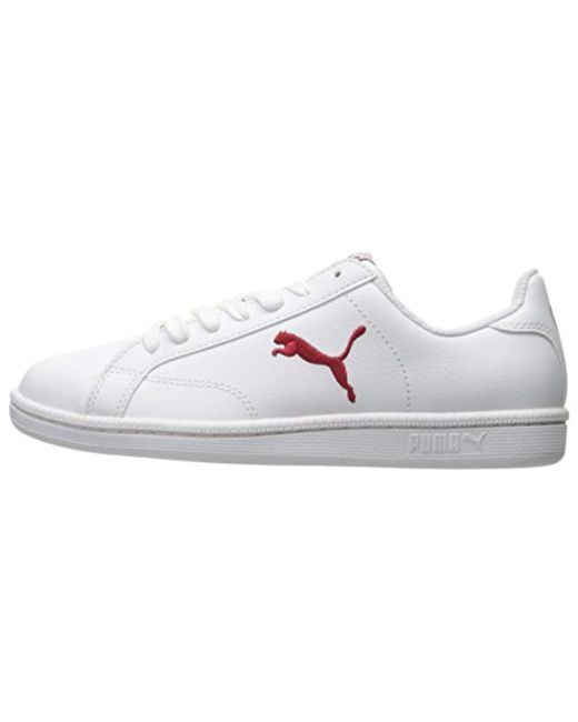 b2aed67efc6f98 Lyst - PUMA Smash Cat L Fashion Sneaker in White for Men - Save 20%